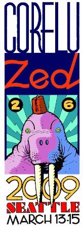 Corflu Zed logo